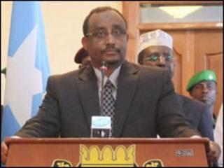 Somali new prime minister