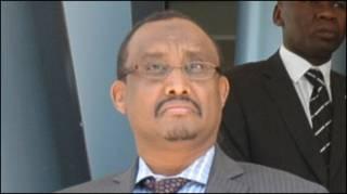 Dr Abdiweli Mohamed Ali