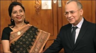 भारत पाक विदेश सचिव