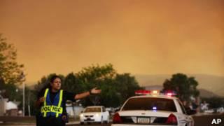 Сотрудница полиции Аризоны