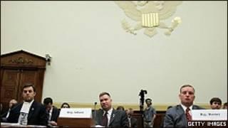 Заседание в палате представителей