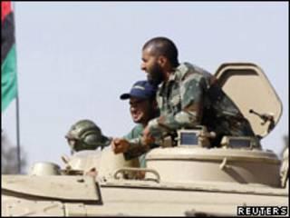 लीबियाई विद्रोही