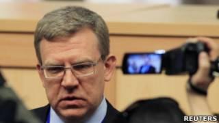 O ministro da Economia russo, Alexei Kudrin (Reuters)