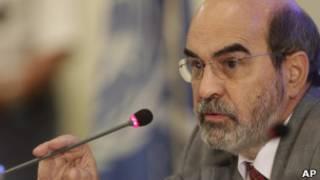 José Graziano. AP
