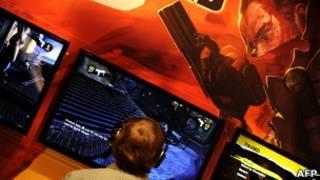 Videogame   Foto: AFP