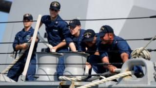 Một cuộc tập trận hải quân Philippines-Hoa Kỳ