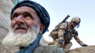 مشاهد من العنف في افغانستان