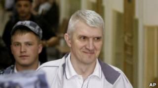 Платон Лебедев в суде