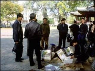 उत्तर कोरियाई छात्र