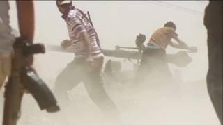 مقاتلو المعارضة الليبية