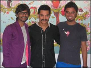 आमिर ख़ान, जितेन ठुकराल और सुमीर टागरा