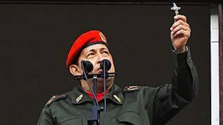 Rais Hugo Chavez
