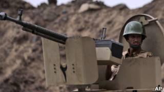 جندي يمني في صنعاء