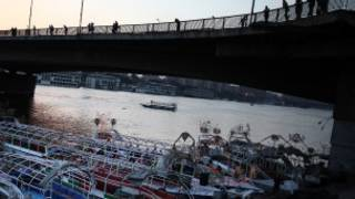 جسر في القاهرة