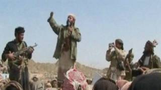 مسلحون تابعون للقاعدة في اليمن