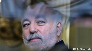 Портрет Виктора Вексельберга