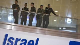 رجال أمن إسرائيليون