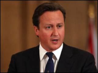 Cameron ya isa kasar Afirka Ta Kudu
