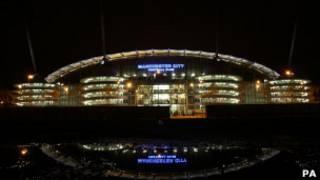 Stade ya Manchester City