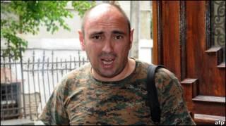Один із затриманих фотографів Гіоргій Абдaладзе