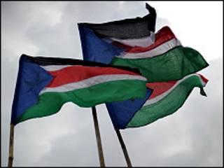 An daga tutocin Sudan ta Kudu