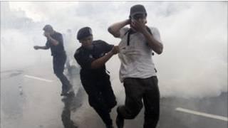 Протесты в Малайзии