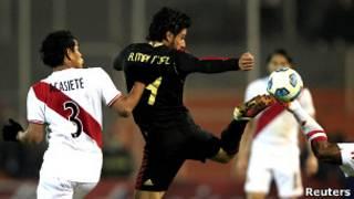 بازی مکزیک و پرو