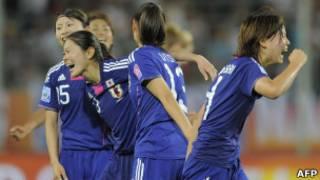 تیم فوتبال زنان ژاپن