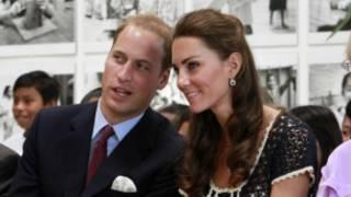 Perkawinan Pangeran William dan Kate Middleton