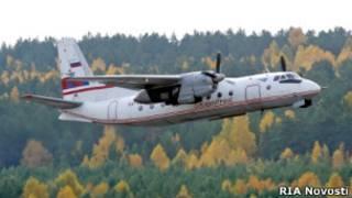 Самолет Ан-24 (архивное фото)
