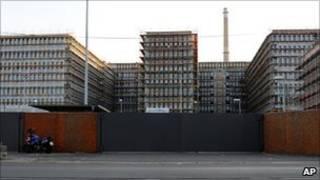 Будущая штаб-квартира БНД