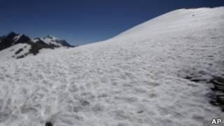 Região andina na Bolívia (AP)