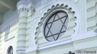 Синагога в Москве на Большой Бронной