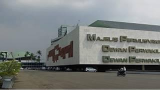 Gedung DPR/MPR