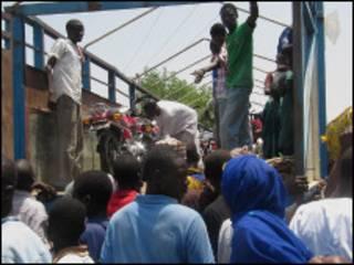 Wasu mazauna Maiduguri suna shirin yin kaura