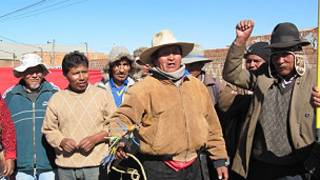 Vecinos de El Alto