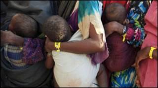 Impunzi z'abanya Somalia
