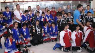 Арабская хоккейная команда в Израиле