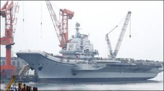 Hàng không mẫu hạm của Trung Quốc