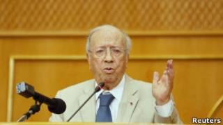 رئيس وزراء تونس، الباجي قائد السبسي