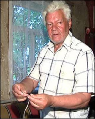 Електричний чоловік із Чернігова