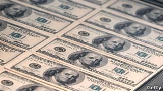 Dolares americanos (Foto Getty Image)