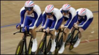 英国自行车选手