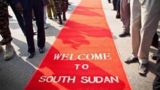 Южный Судан празднует независимость