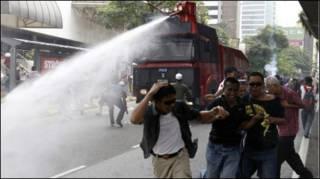 Mỹ bày tỏ quan ngại qua vụ trấn áp người biểu tình tại Malaysia hôm thứ Bảy tuần trước