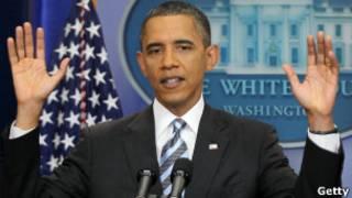 Presidente Barack Obama, dos EUA. Getty