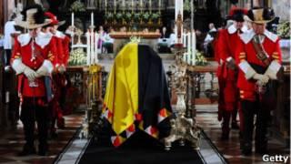 Funeral de Otto von Habsburgo