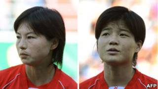 دو بازیکن تیم ملی کرهشمالی