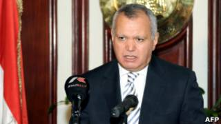 محمد العرابی، وزیر خارجه مصر