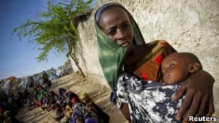 Сомалийские беженцы